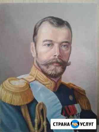 Портреты по фото, картины на заказ Оренбург