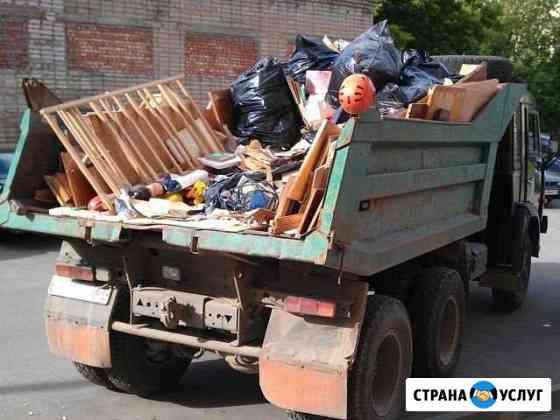 Вывоз строй мусора и мебели Брянск