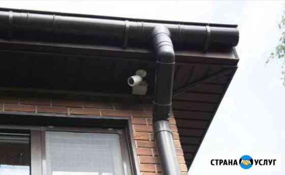 Установка систем охраны и видеонаблюдения Смоленск