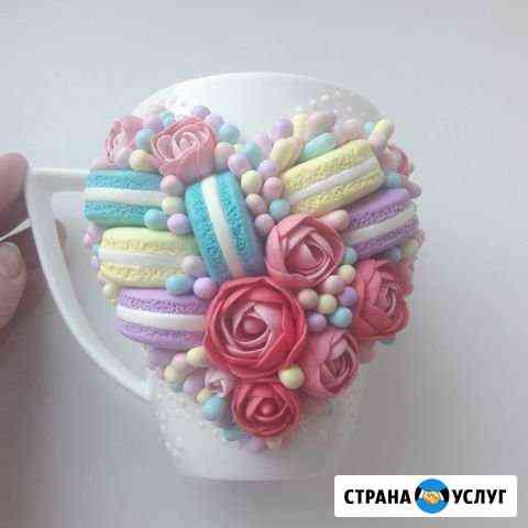 Изделия ручной работы из полимерной глины Комсомольск-на-Амуре
