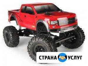 Ремонт, настройка, тюнинг RC моделей Иркутск