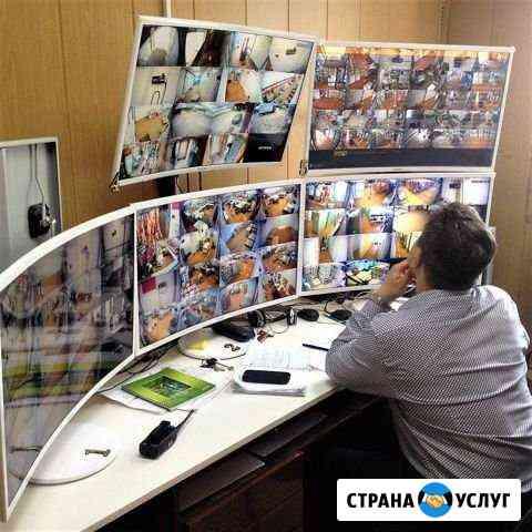 Видеонаблюдение, контроль доступа Санкт-Петербург
