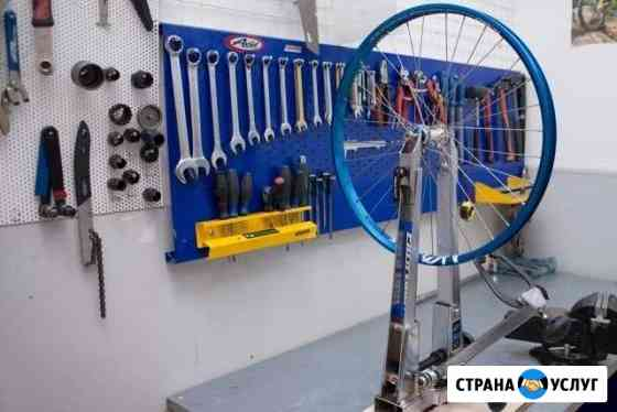 Ремонт велосипедов Тверь
