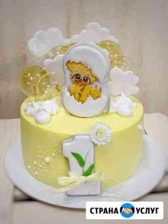 Торт на Свадьбу, День Рождения Иркутск