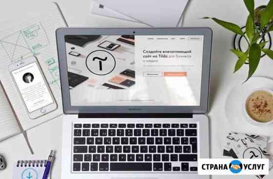 Создание сайтов на платформе Tilda Белгород