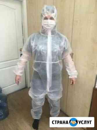 Пошив защитных комбенезонов Новосибирск