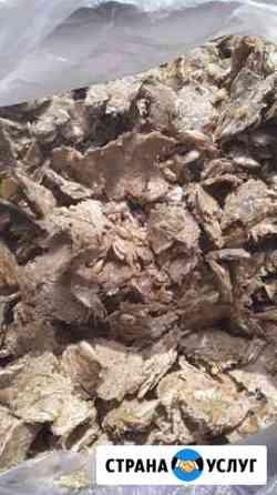 Экструдированное зерно(овес,соя) -чипсы Сибирцево