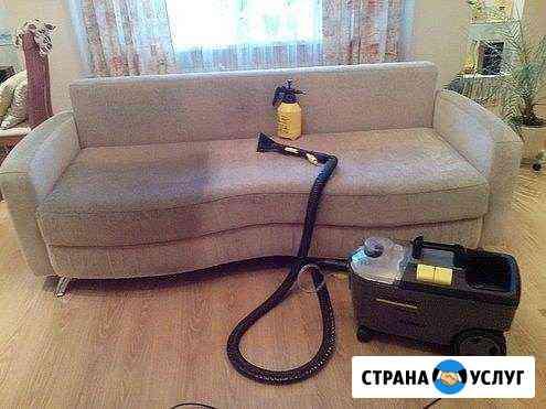 Профессиональная химчистка ковров и мягкой мебели Черкесск
