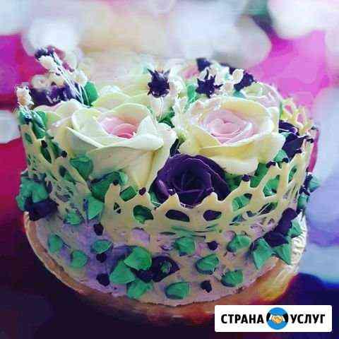 Торты на заказ Псков
