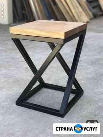 Мебель из металла Рязань