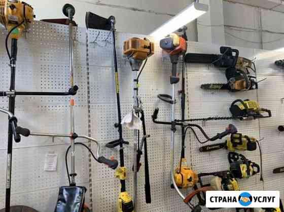Прокат бензинового и электрического инструмента Курск