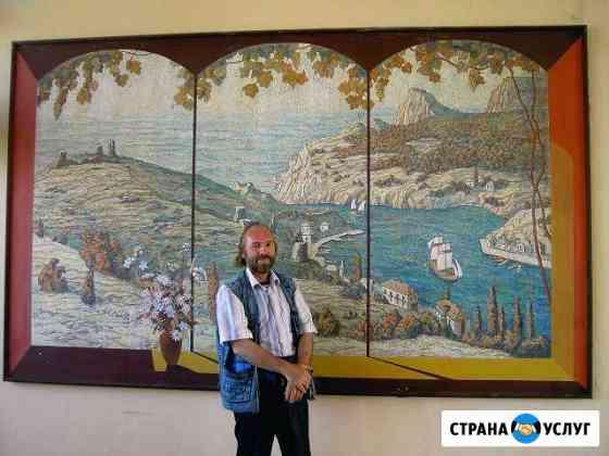Художник. Роспись стен в Севастополе и Крыму Севастополь