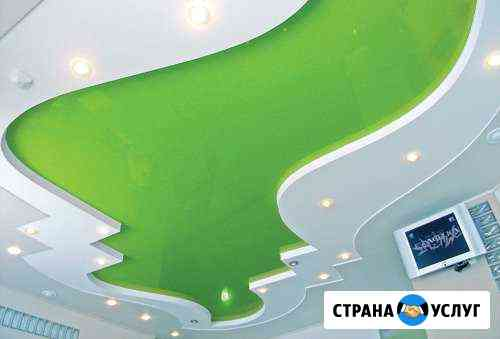 Натяжные потолки Мценск
