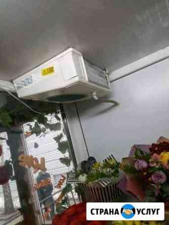 Ремонт цветочного холодильного обор Курск