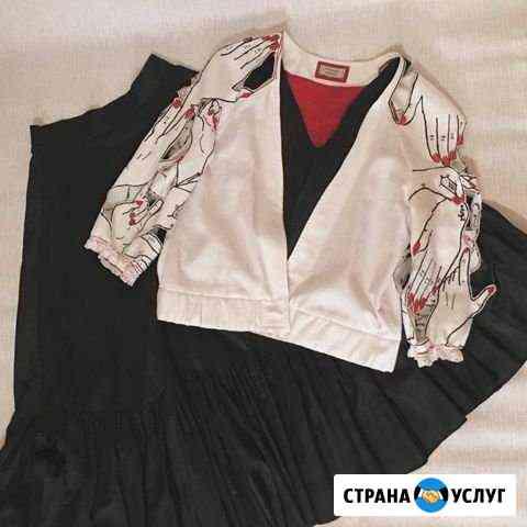 Индивидуальный пошив одежды и нижнего белья Воронеж