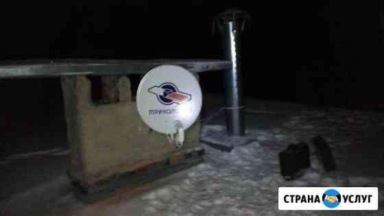 Установка и настройка спутникового тв и интернет Иваново