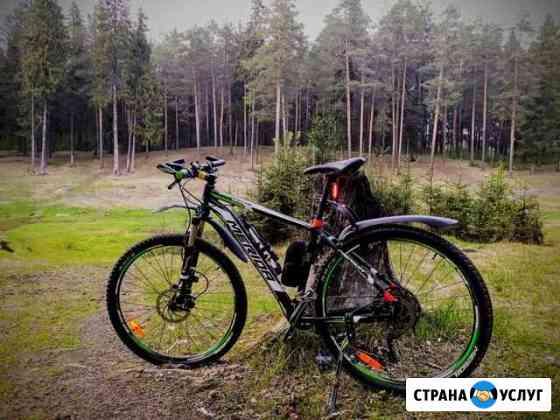 Сборка, обслуживание и ремонт велосипеда Соликамск