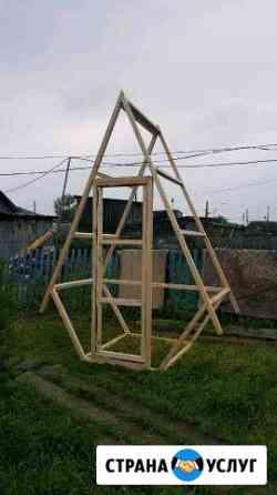 Изготовление уличного туалета Томск