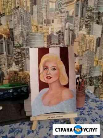 Рисую портреты и другие композиции на заказ Барнаул