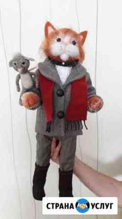 Шью на заказ очаровательных куколв технике валяния Ярославль