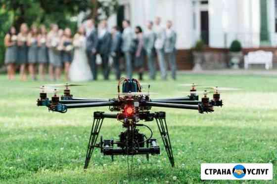Аэросъёмка с квадрокоптер Брянск