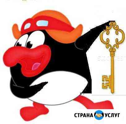 Открыть машину, замок Красноярск