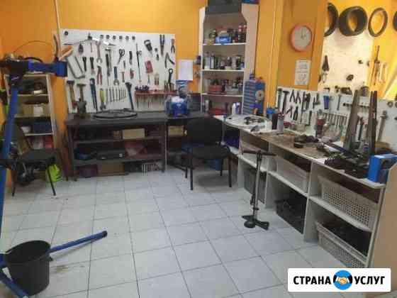Ремонт велосипедов Тольятти