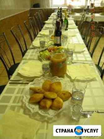Поминальные обеды доставка Пермь