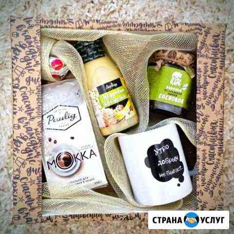 Букеты из конфет, подарки Томск