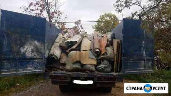 Вывоз и утилизация строительного мусора Северодвинск