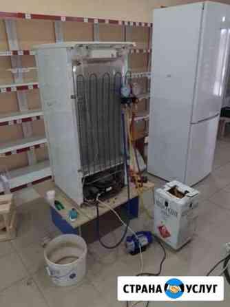 Ремонт холодильников и холодильного оборудования Петрозаводск