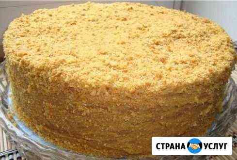 Торт медовый Ульяновск