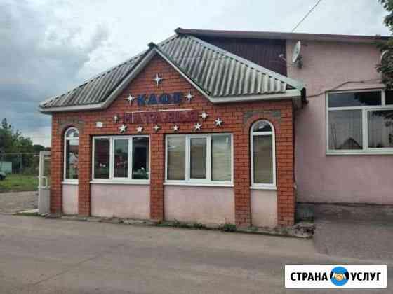 Кафе,банкетни зал Курск