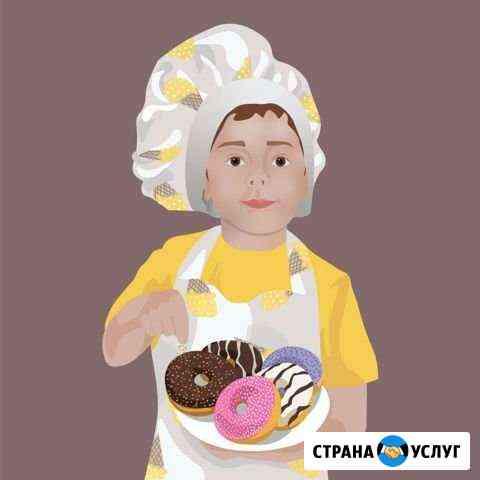 Иллюстрации, графический дизайн Белгород