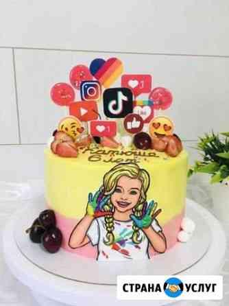 Торт на заказ Ижевск Ижевск