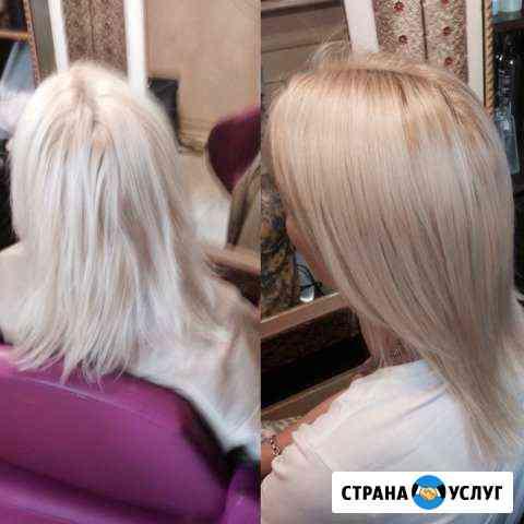 Колорист/парикмахер Грозный