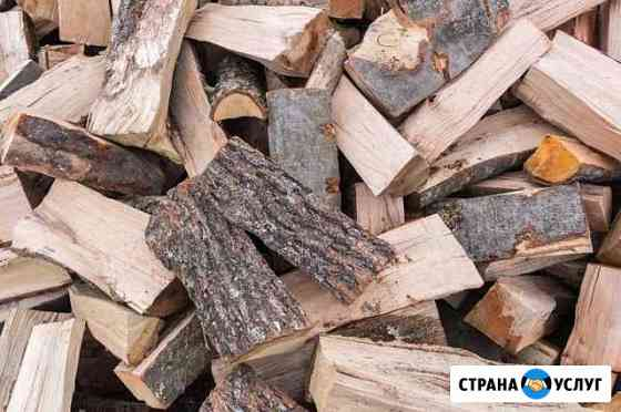 Колка дров Азово