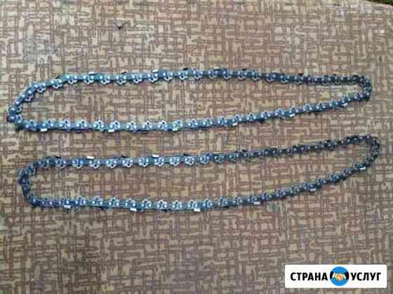 Заточка цепей Йошкар-Ола