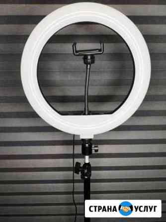 Кольцевая лампа Тюмень