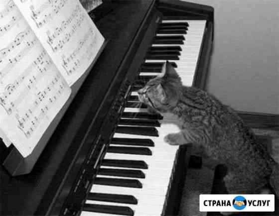 Уроки по фортепиано Улан-Удэ