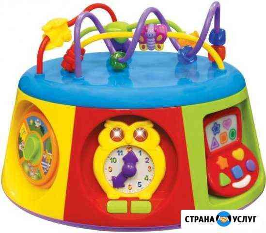 Для детского праздника - аренда игрушек Брянск