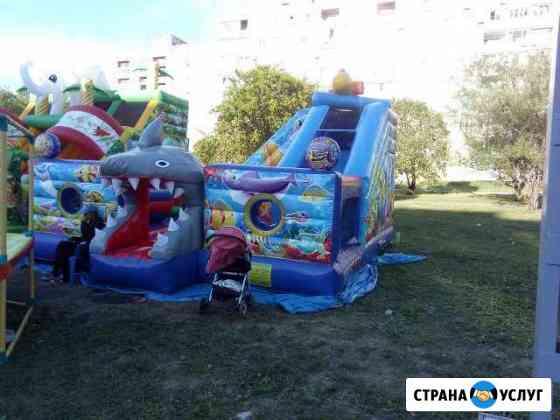 Батут Комсомольск-на-Амуре