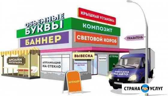 Наружняя реклама Димитровград