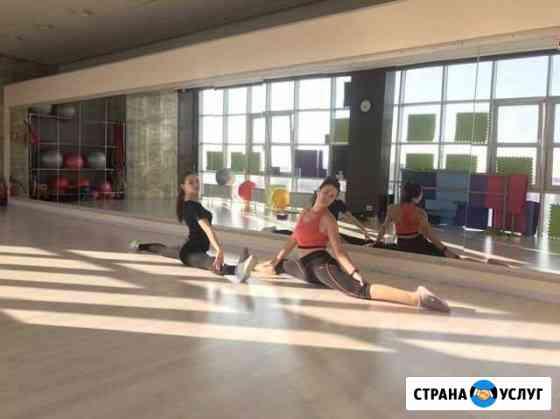 Персональная тренировка Владивосток