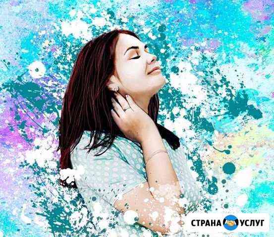Портреты по фото Иркутск