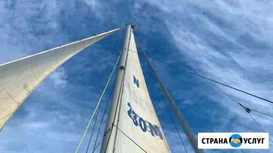 Прогулки на Яхте, рыбалка и экскурсии Архангельск