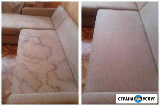 Чистка мебели, ковров, жалюзи Сыктывкар