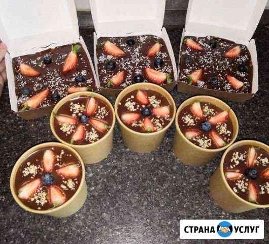 Десерты Омск