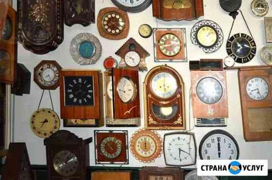 Ремонтирую настенные часы Тверь