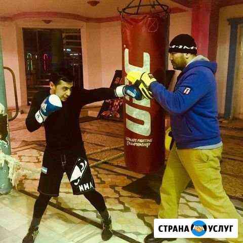 Персональный тренер по Тайскому боксу и боксу плюс Томск